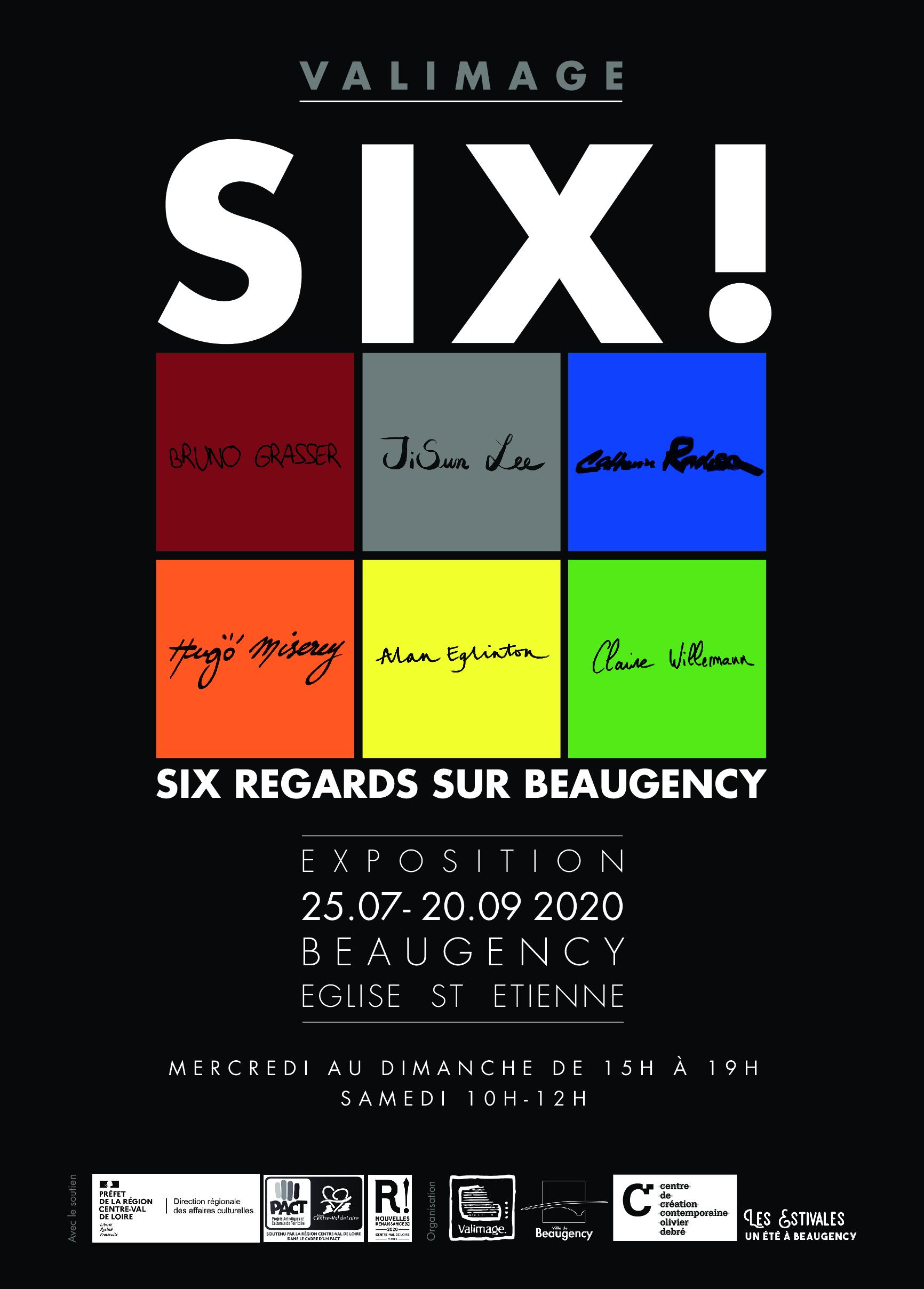 affiche Six!